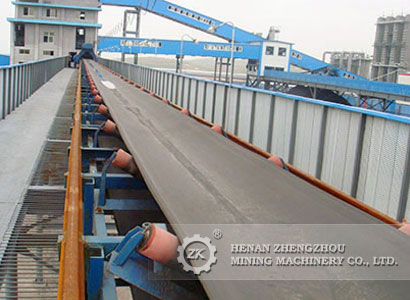 DT II FIXED BELT CONVEYOR