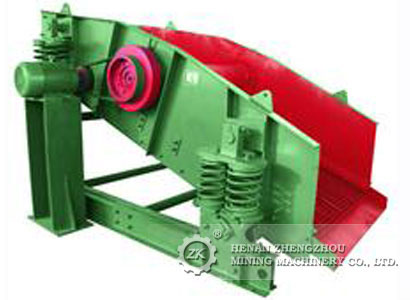 YK Cirular Vibrating Screen