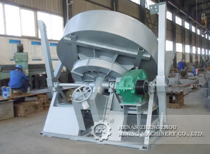 PQ SERIES DISC GRANULATOR