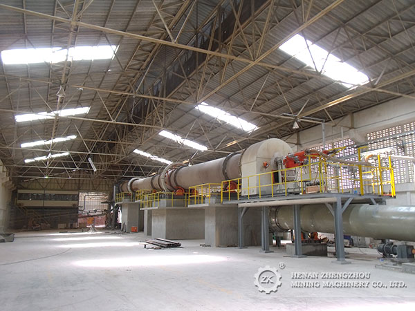 TBM company Light Expended Clay Aggregate (LECA) production l