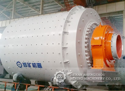 Ceramic Ball Grinding Mill - The Booster of The Ceramic Industry