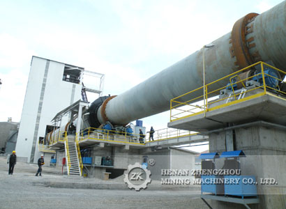 Several Problems and Solutions of Cement Rotary Kiln Operation