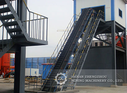 Attention of Purchasing Large Angle Belt Conveyor