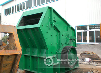 New Technology Makes PF Series Impact Crushers Much Greener