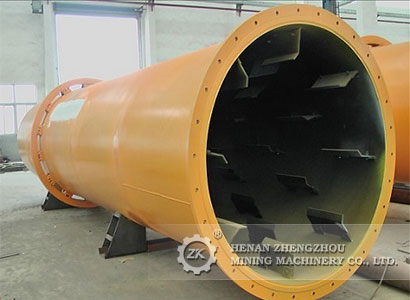 Rotary Fertilizer Dryer