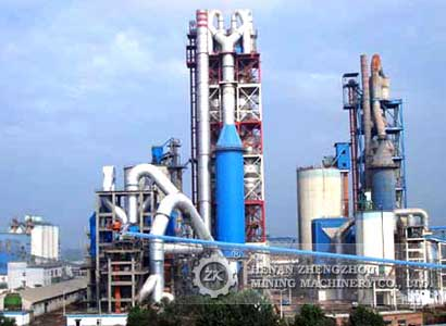Core Processing Technologies of Cement Production Process by ZK Corp