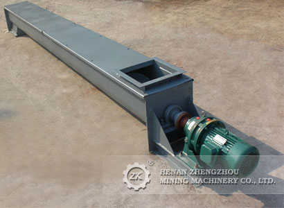LS Type Screw Conveyor