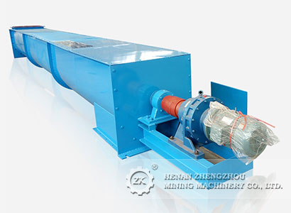 GX TYPE SCREW CONVEYOR