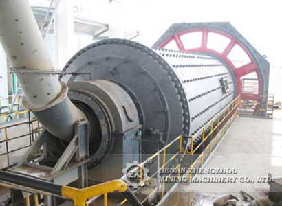 2×35tph Cement Grinding Plant