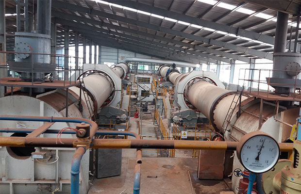 LECA Rotary Kiln -China Henan Zhengzhou Mining Machinery